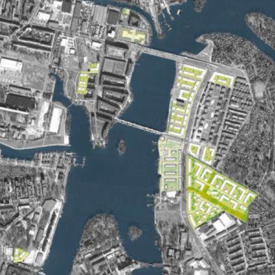 Wasserstadt Oberhavel wird Nachhaltiges Quartier