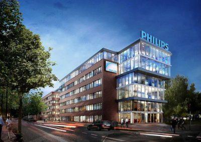 Philips Headquarters, Hamburg
