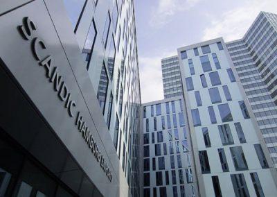 Scandic Hotel, Hamburg